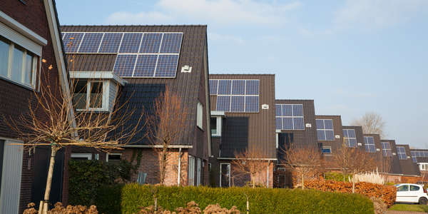 Sustainable Building Materials Solar Panels